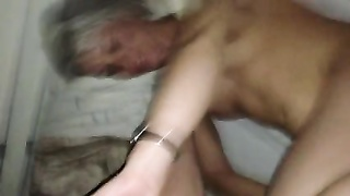 Leeds lezzie takes her agreeable cock- vid one Thumb