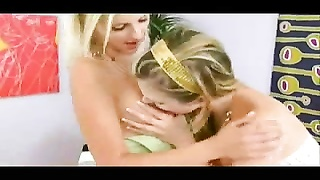 Tarra White & Darina spunk  interchanging Thumb