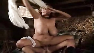 Village lady poked  by two studs - unimaginative xturkadult com Thumb