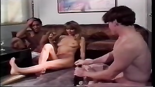 Vintage - youthful MMF Bisex threesome Thumb