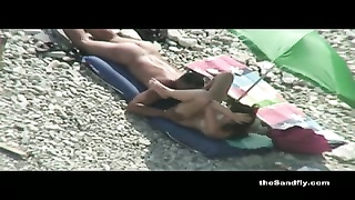 TheSandfly obliging naturist  hook-up  fun! Thumb