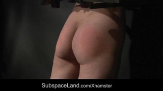 xxx  slave hard ass-slapped and suck plumbed Thumb