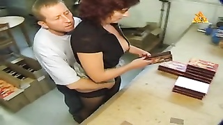 Heavy pierced MILF slave with lots pussy rings dominated Thumb