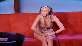 cool steaming pornstar Bibi Jones interview Thumb