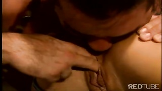 3some  donk banging with super hot Belladonna Thumb