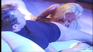 Blond anal invasion whore tucked  to the max Thumb