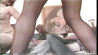 Classic striptease anal plunging Thumb