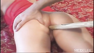 Brunette fucked by a scumbag Thumb