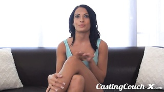 Casting Couch-X Gymnast wants large beams Thumb