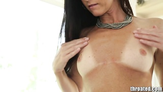 deep-throated youthful fashioned MILF's uncouth gagging! Thumb