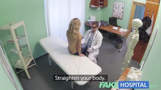 FakeHospital - handsome blonde screams Thumb