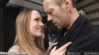RoccoSiffredi Euro threesome With Feet gargle Thumb