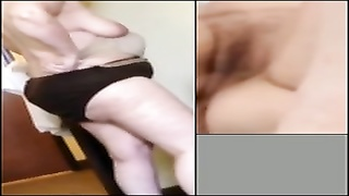 BBW wife Clair - knockers and vagina Composites Thumb