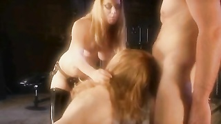 Redhead Madison trussed Spanked And weak Thumb