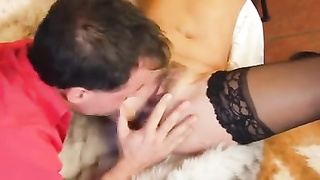Beutiful dame receive pulverized - 2 Thumb