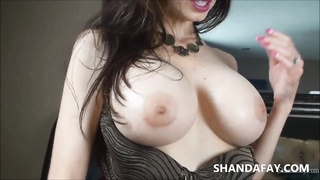 Let Me occupy Care of Your shaft! ShandaFay! Thumb