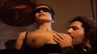 super hot wife ravaged by spouse  and buddies Thumb
