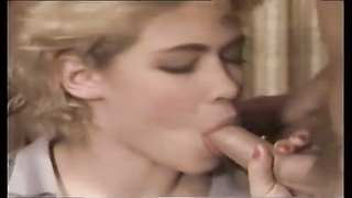 Dana Lynn and two dicks in a vintage flick Thumb