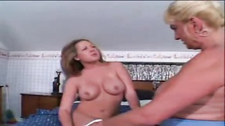 super hot sex with mother and daughter lesbians Thumb