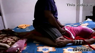 Shilpa Bhabhi Indian wifey  hardcore sex In A Bedroom Thumb