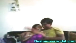 Deepti & Tinku Indian College lovers Homemade hook-up Thumb