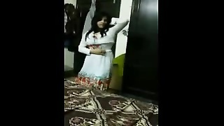 genuine Pakistani wife Dances Before hookup With hubby clear Urdu Thumb