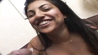 Pregnant youthfull  Indian wooly honeypot  Desi sweetheart  banged hard Thumb