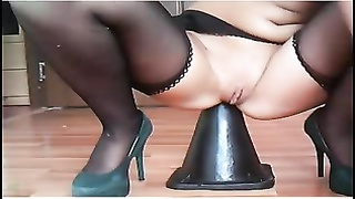 hot blondes fuckbox and arse munches whole cone masterbation Thumb