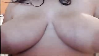 Webcams 2014 - big Lactating Colombian melons share 1 Thumb