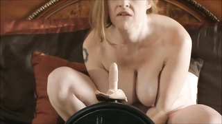 40th Birthday expose - A sybian Thumb