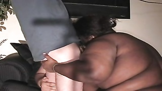two  BBW deepthroating Thumb
