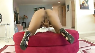 A benign Creampie for the attractive Leilani. Thumb