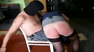 male dom, spanking, toys Thumb