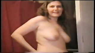 dilapidated fur covered  wife Filmed Taking A bath - negrofloripa Thumb
