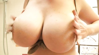 Lucy Rose moist large hooters fun Thumb