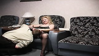 Russian faded gets her self two  Russian studs Thumb