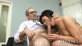 Doggystyle humping with tutor Thumb
