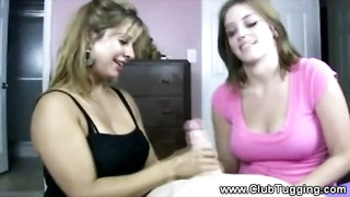 teen and milf on their forearms at the tough stiffy alter Thumb