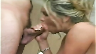 chesty milf needs young prick in her beaver Thumb