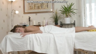 warm blond fondled and pulverized with deep penetration Thumb