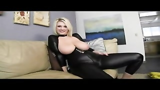 remarkable  Curvy Blond milf With big casual melons Thumb