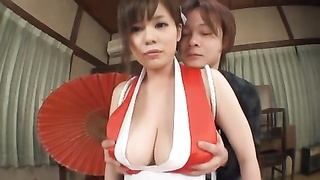 improbable oriental babe with vast titties Thumb