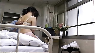 Voyeur chinese Nurse sex With Ward Patient Thumb