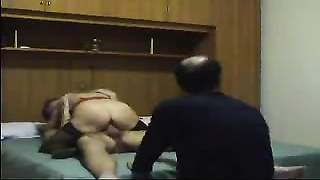 inexperienced ITALIAN CUCKOLD FILMING HIS wife Thumb