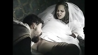 depraved italian priest comforting disapointed bride Thumb