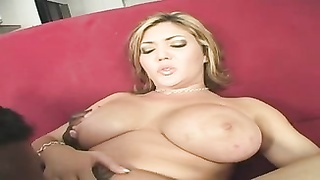 luxurious milf gets smashed by a BBC Thumb