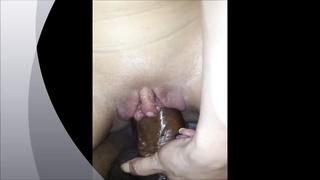 black cock That's All Her hold Thumb