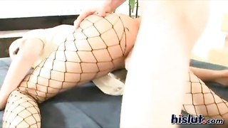 Ashley ass got pounded Thumb