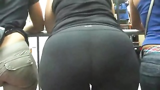 Public caboose  - large Phat Yoga bootie Thumb