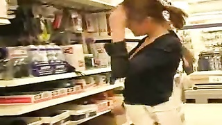 Flashing in the Store Thumb